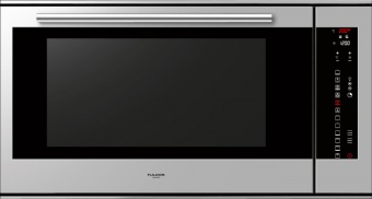 Multifunction electronic oven 90 cm