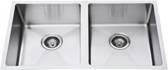 Square Bowl Sink Without Drainer