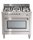 Multifunction electronic freestanding oven 90 cm