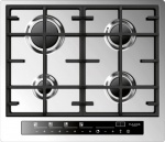 60-cm touch control gas cooktop